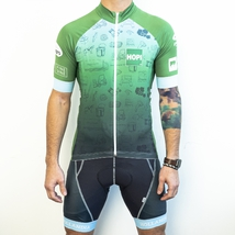 Cycling jersey unisex, size: S